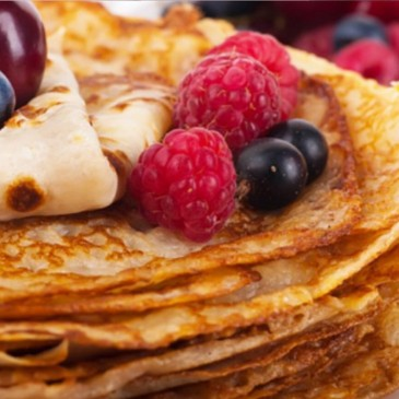Pancake-holic (La ricetta originale + brunch all'americana)