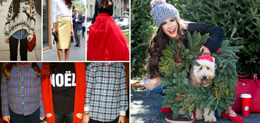 Christmas Time – I look delle Feste: idee outfit Natale 2015