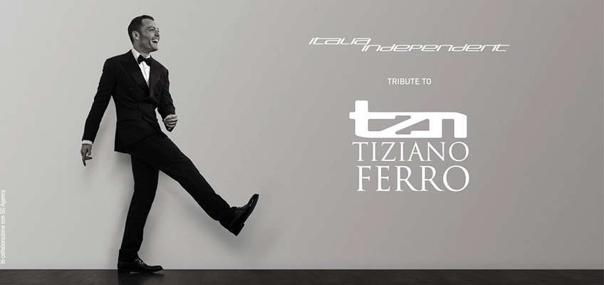 Italia Independent Tiziano Ferro Unique Edition