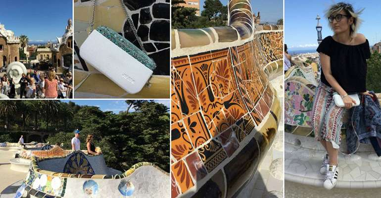 Barcellona Day II: Parc Guell (e un look Gaudì Style)