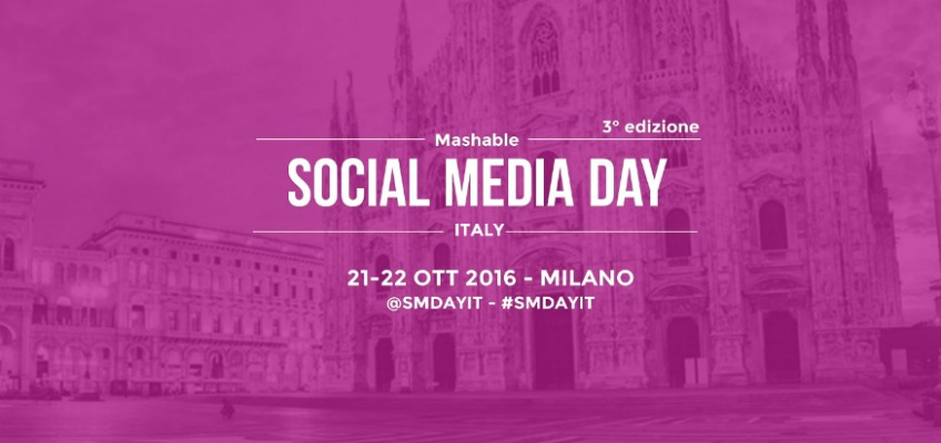 Mashable Social Media Day 2016 (date e info)