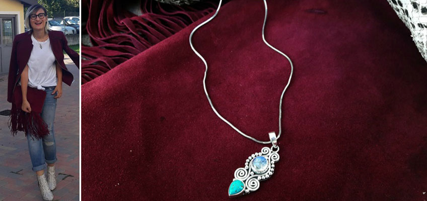 Moonstone Magic Pendant + MFW Inspirational Look