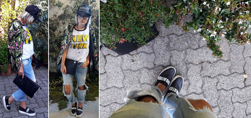 MFW 2016 OOTD: rap sparkling street-style (il mio look e nuove tendenze)