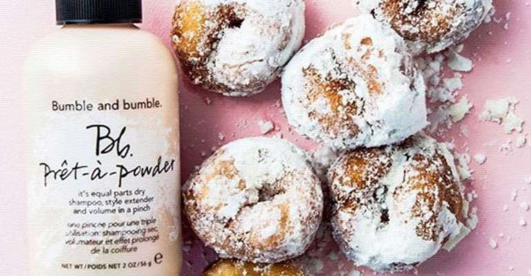 Prêt-à-Powder Bumble and Bumble, lo shampoo secco a tutto volume