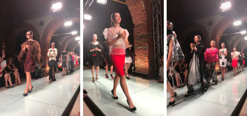 Lorenzo Ferrarotto sfila alla Torino Fashion Week 2017, Day 1 (foto)