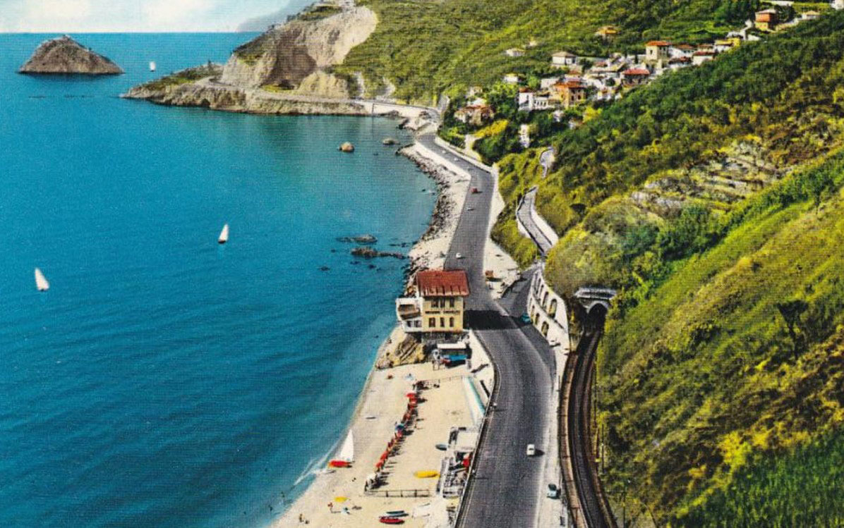 The Aurelia Road is considered as one of the 5 Best Road Trips In Italy