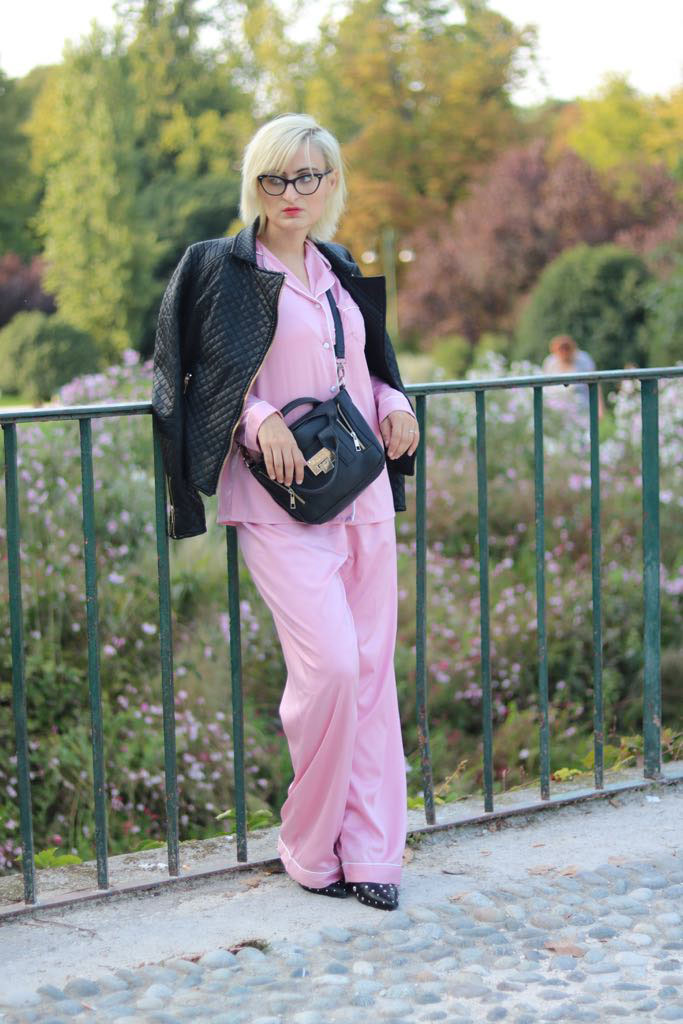 L'outfit del giorno durante la Milano Fashion Week 2017 (PH: Silvia Casonato)