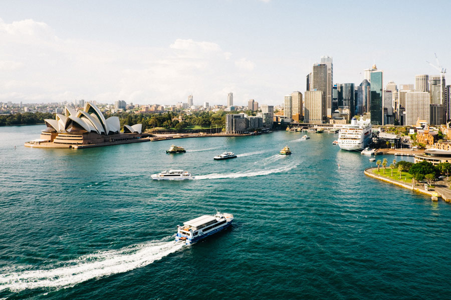 Sidney is the core of Australia, you have to visit it