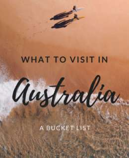 There are some places you mustn't miss while visiting Australia, so stay with us if you want to learn more about them. We will name just a few!