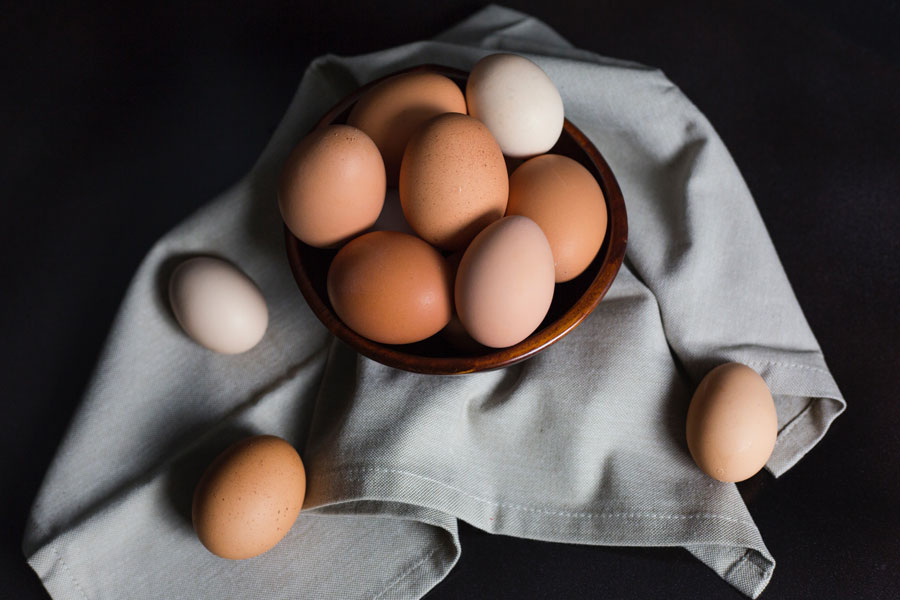 Soft boil an egg while you are cooking in your 20s