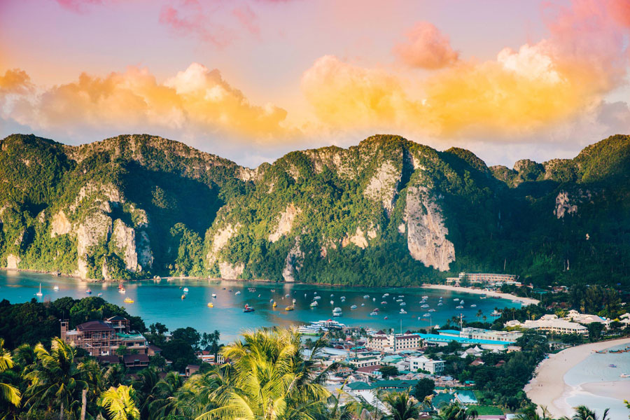 The best gap year travel destinations: Thailand