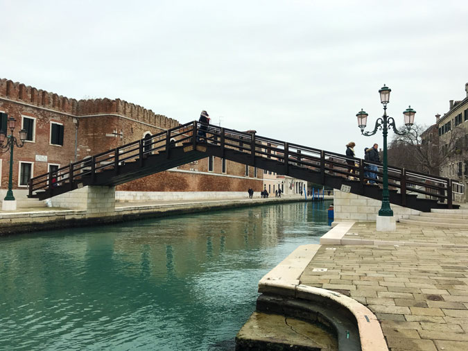 Weekend a Venezia: l'Arsenale