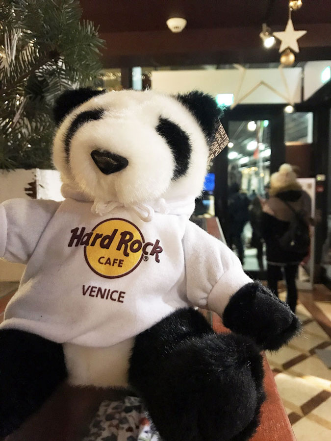 Weekend a Venezia: Hard Rock Café