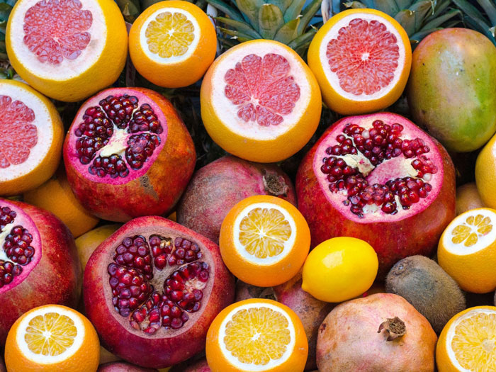 For strengthening your immune system, it's good to eat anti inflammation food